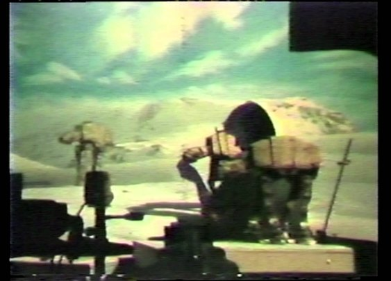 The Empire Strikes Back: How Walkers Walk with Dennis Muren