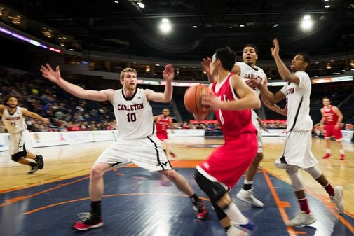 In Canada's National Basketball Championship, the Madness Is Muted - NYTimes.com