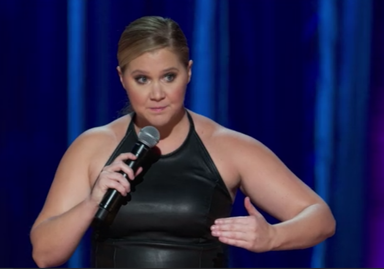 'Horribly Unfunny': Amy Schumer's Netflix Special Trashed In Reviews