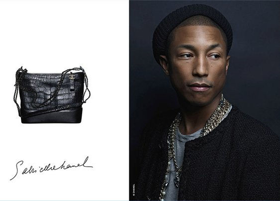 Chanel Video Series: Pharrell Dazzles In Chanel Short Film • Luxuryes