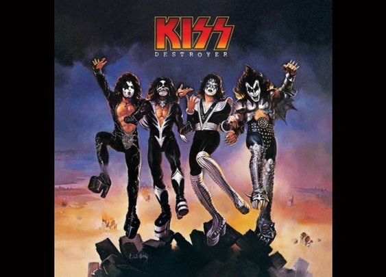 41 Years Ago: KISS Unleash 'Destroyer' Album