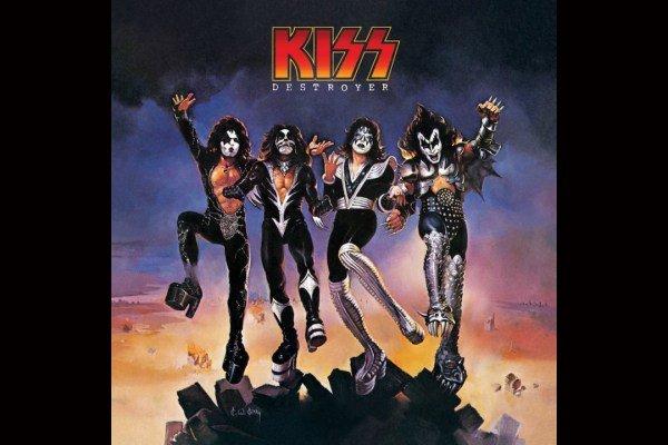 41 Years Ago: KISS Unleash 'Destroyer' Album