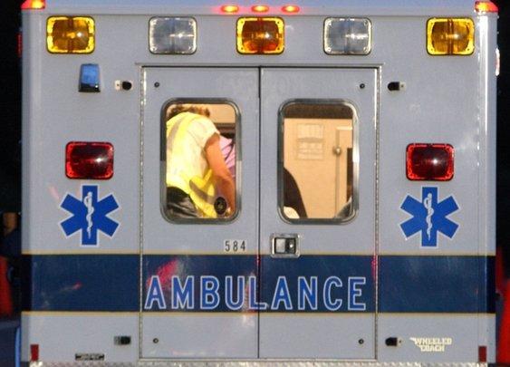 Firefighters cut ring causing 'penile strangulation' of man's genitals