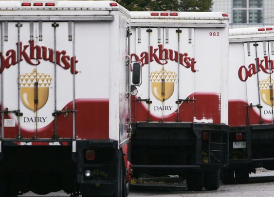 Maine Dairy Drivers Win Overtime Appeal Thanks to Missing Oxford Comma
