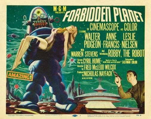 Forbidden Planet is Still Essential and Subversive Sci-Fi | Den of Geek
