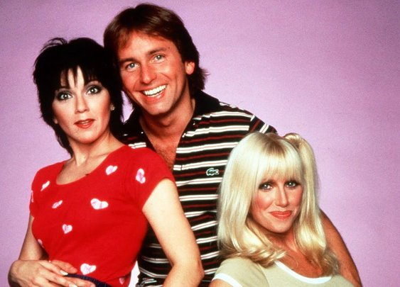 Three's Company pushed the limits of double entendres on American TV      · 100 Episodes     · The A.V. Club