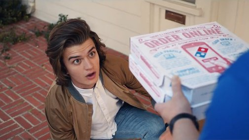 Domino's Recreates Iconic Ferris Bueller's Day Off Scenes With Stranger Things Actor