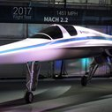 Boom Supersonic raises $33M to build the fastest airplane for passenger flight   TechCrunch