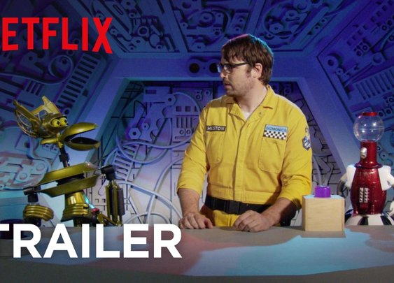 Mystery Science Theater 3000 | New Season Trailer [HD] | Netflix - YouTube