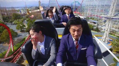 Synchronized Japanese Robot Dancing