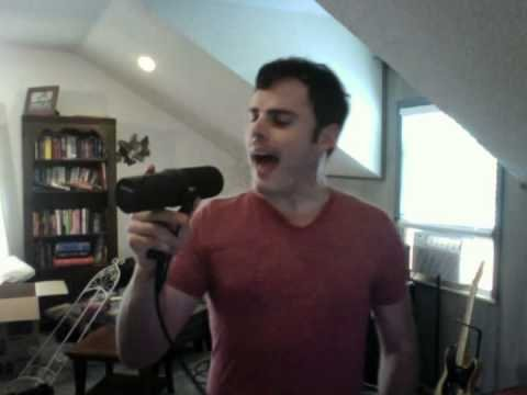 "My ""Somebody To Love"" audition"