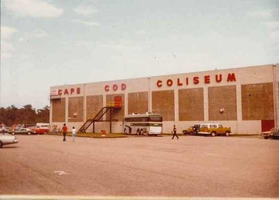 The Cape Cod Coliseum: All You Need To Know