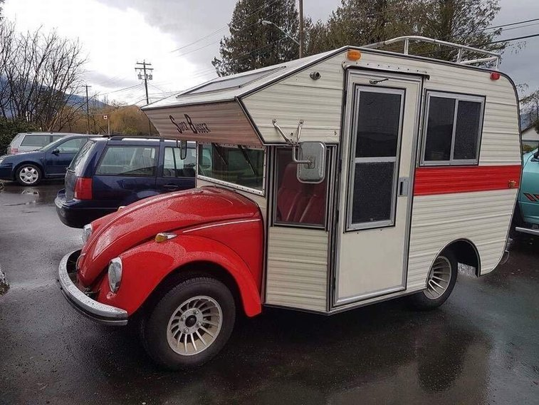 The Beetle Camper