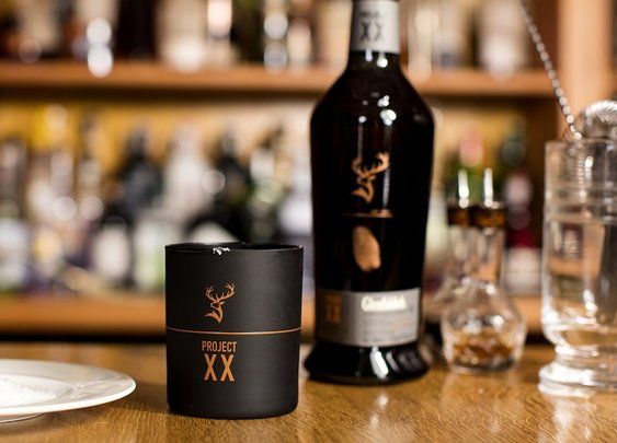 Glenfiddich Project XX Scotch Whisky