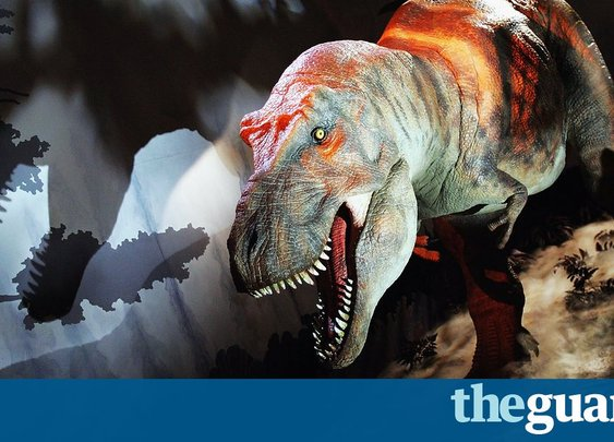 Tyrannosaurus rex was a sensitive lover, new dinosaur discovery suggests