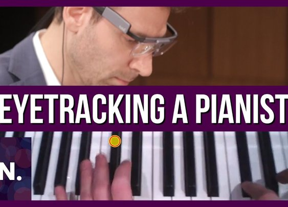 What Does a Pianist See?