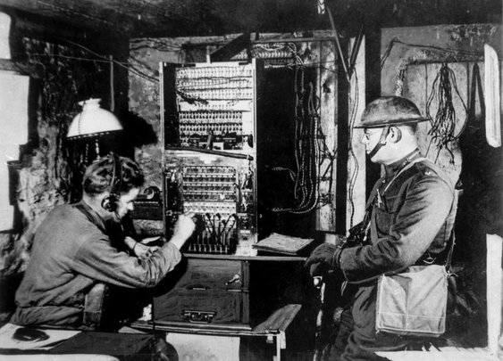 From Wristwatches To Radio, How World War I Ushered In The Modern World
