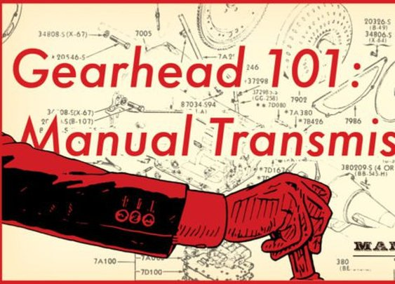 Gearhead 101: Understanding Manual Transmission | The Art of Manliness