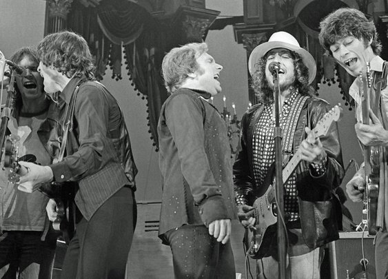 The Last Waltz: Images from the night that turned The Band into legends - Classic Rock