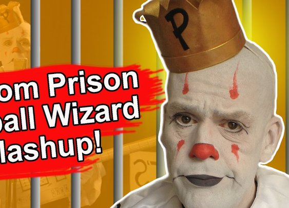 A Clown Singing Pinball Wizard to Folsom Prison Blues - YouTube