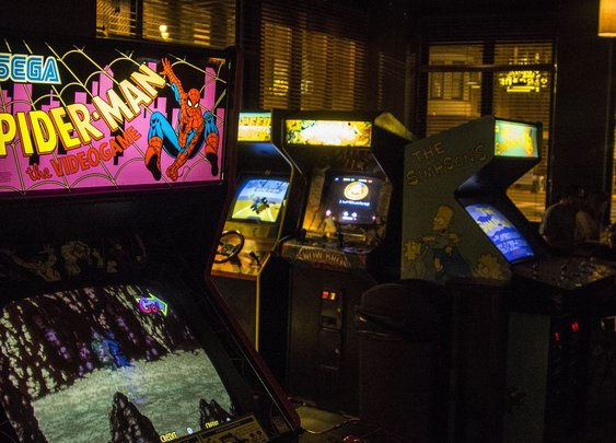 How Arcade Bars Became Boozy Playgrounds for Adults - Eater
