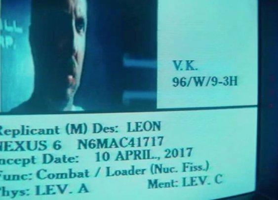 Happy Inception Day to Replicant Leon