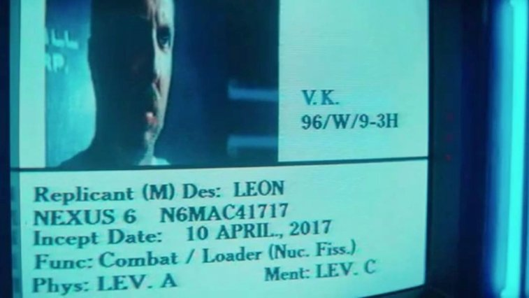 Happy Inception Day to Replicant Leon