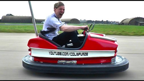 World's Fastest Bumper Car - 600cc 100bhp But how FAST?