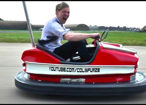 World's Fastest Bumper Car - 600cc 100bhp But how FAST?