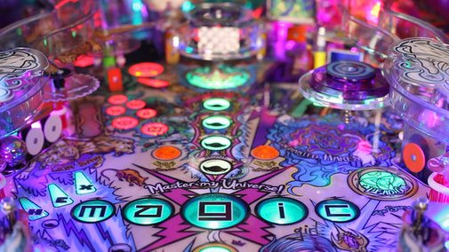 The curious story of Magic Girl, the would-be greatest pinball machine of all time | Popular Science
