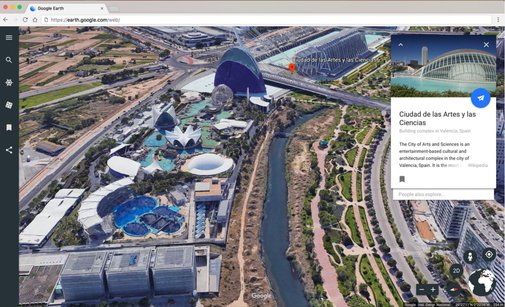 Meet the new Google Earth