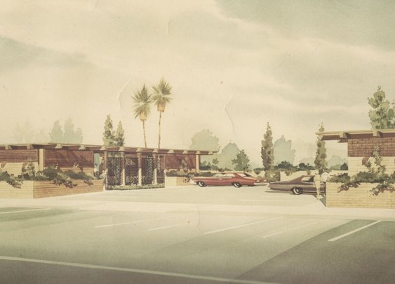 Midcentury Las Vegas' under-appreciated architect Hugh Taylor gets a second look