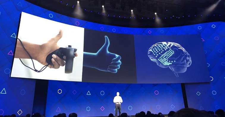 Facebook is building brain-computer interfaces for typing, and hearing through skin