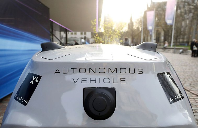 Don't Worry, Driverless Cars Are Learning From Grand Theft Auto