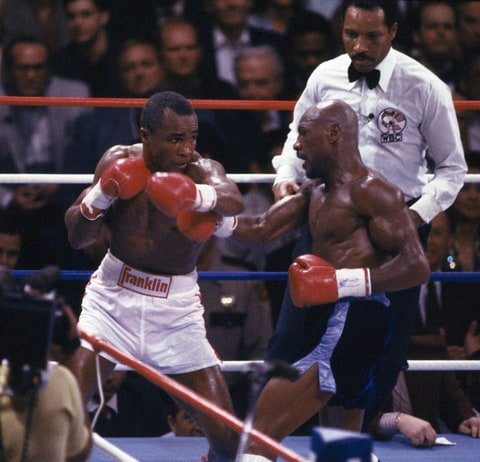 30 Years Later, A Closer Look at Sugar Ray Leonard vs. Marvin Hagler - Men's Journal