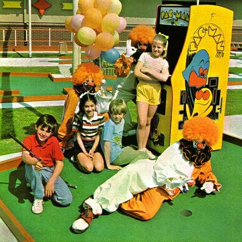 Our Putt-Putt Past: The Golden Days of Miniature Golf |
