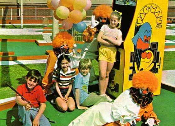 Our Putt-Putt Past: The Golden Days of Miniature Golf |