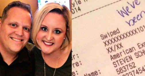 How This Couple Responded to a Waiter's Slow Service
