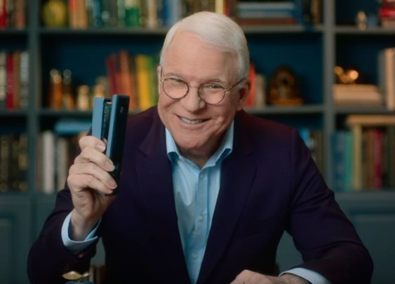 Steve Martin is finally ready to teach you how to be a comedy genius, too · Newswire · The A.V. Club