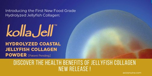 KollaJell™ Hydrolyzed Jellyfish Collagen – AxiosNutra