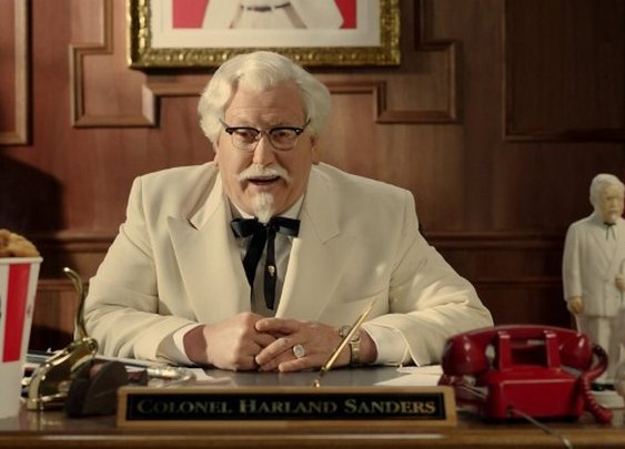 Every KFC Colonel Sanders Actor, Ranked :: Business :: Lists :: KFC Colonel Sanders :: Paste