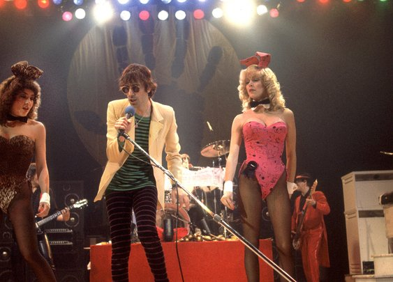 The J. Geils Band's Greatest Hit Illustrates A Strange, Transitional Moment In Pop : The Record : NPR