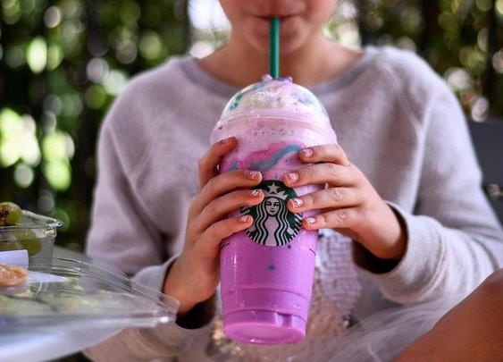 Starbucks' Unicorn Frappuccino sparks backlash from baristas