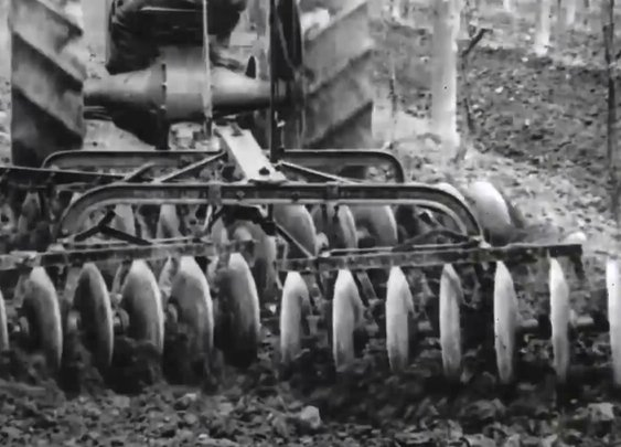 Why Not Use A Tractor On The Farm? A Film from 1919