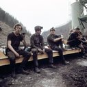 The deep imagery of coal mining in the 1970s shows a lifestyle of peril and persistence