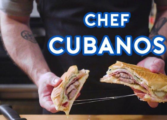 How to Make a Cubano Sandwich