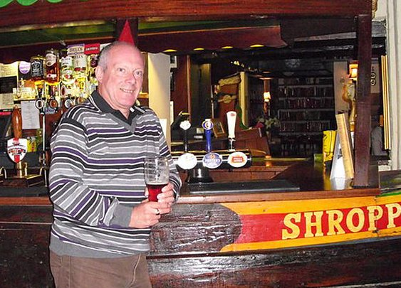 World Record Holder Has Been To Equivalent of a Pub a Day for 128 Years | VinePair
