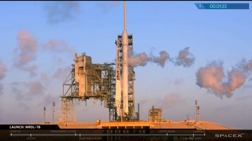 NROL-76 Launch Webcast - YouTube