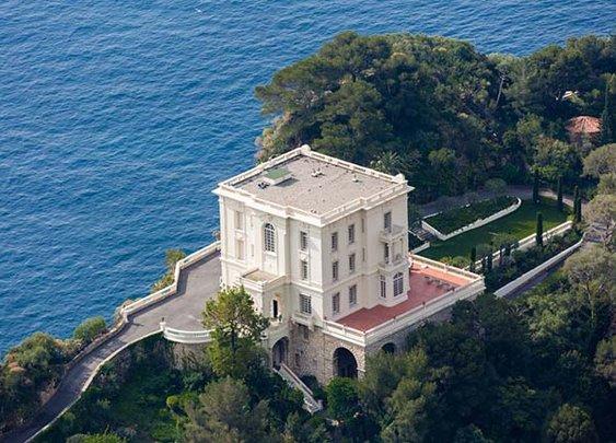 Go Inside Karl Lagerfeld's Mysterious Monaco Mansion