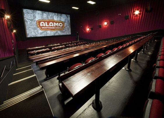 How Alamo Drafthouse Is Changing the Moviegoing Experience